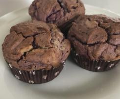 Kokosmilchjoghurt-Zitronen-Buchweizen-Muffins glutenfrei lactosefrei