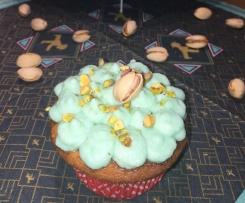 Pistazien Cupcakes