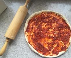 Würzige Pizzasoße