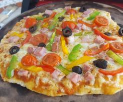 Variation Welt bester Pizzateig wie beim Italiener