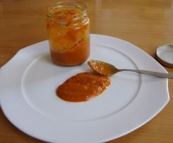 Currysauce mittelscharf