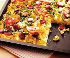 Hörnli-Pizza
