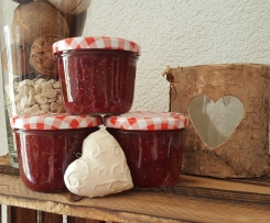 Zwetschgen-Feigen-Zimt-Marmelade