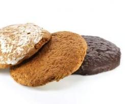 Altbayerische Nußlebkuchen
