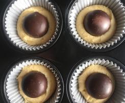 Mozartkugeln Muffins