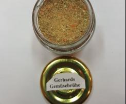 Gerrys Gemüsebrühe (Pulver)