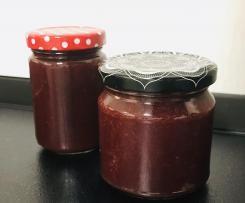 Kirschmarmelade aus Süßkirschen