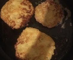 Kartoffelpuffer nach Omi