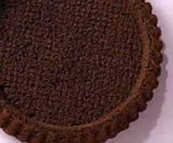 Schokoladen Blitz Tortenboden