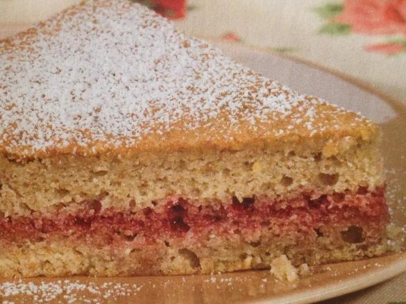 Torta Di Grano Saraceno Buchweizenkuchen Von Kathrin Got Ein