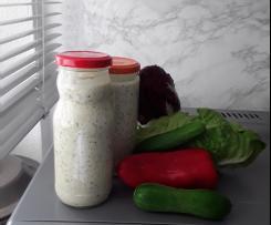 Mildes Salatdressing