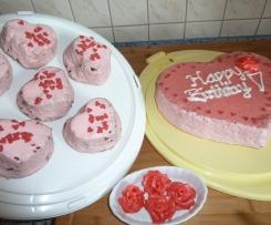 Variation von Rotweinkuchen - Variation von TM Ruck-Zuck-Kuchen
