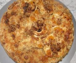 Bratapfelkuchen (m. orig.)