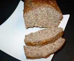 Eiweißbrot auf die Schnelle Ruck Zuck - low carb- Kohlenhydratarm