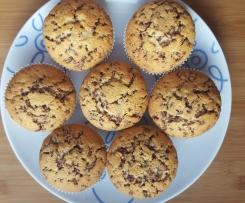 Fanta Muffins mit Milchstreuseln
