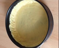 Kirsch himbeer kuchen kokos