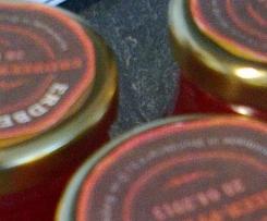 Erdbeer-Pflaumen-Marmelade