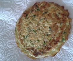Zucchini Puffer glutenfrei weizenfrei