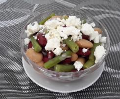 Griechischer - Bohnen - Salat