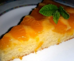 Mandarinen Kuchen