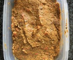 Tomaten-Paprika-Pesto