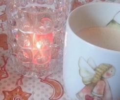Weihnachtlicher Cappuccino