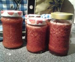 Erdbeermarmelade, so wie wir sie lieben