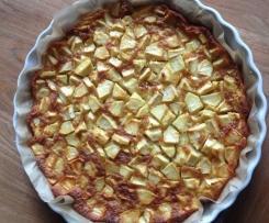 Torta di Mele - ital. Apfelkuchen - superschnell