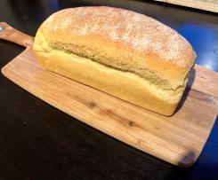 Italienisches Weißbrot // Toastbrot // Dinkeltoast // VEGAN