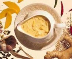 Orientalische Sauce süß-sauer