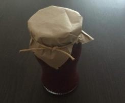Himbeer-Apfel Marmelade
