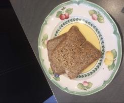 Variation von 5-Minuten-Brot, Vollkornbrot schnell und einfach