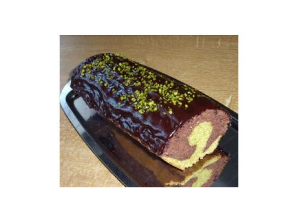 Pistazien Schoko Kuchen Von Sowe Ein Thermomix Rezept Aus Der