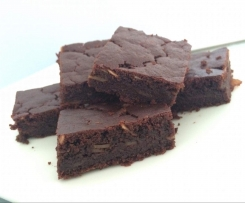 Rote-Bete-Brownies