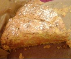 Ruck Zuck Möhrenkuchen Karotten Kuchen Karotten Möhren Kuchen vegan