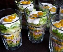 kleiner Sommerschichtsalat