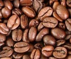 Kaffeebohnen mahlen