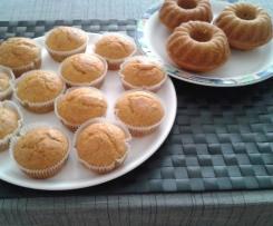 Zitronenmuffins (Variante von Mama_Mils Zitronenkuchen)