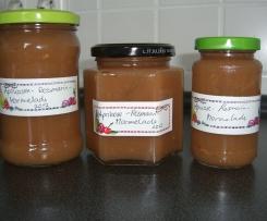Aprikosen-Rosmarin-Marmelade