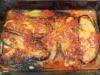Parmigiana (ital. Auberginenauflauf mit Tomatensauce und Parmesan)
