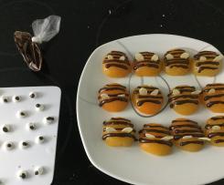 Bienchenkuchen Geburtstagskuchen- Motivtorte