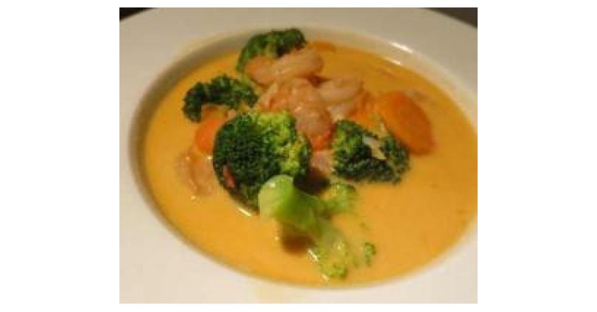 thai suppe mit curry von weilandwuerfel ein thermomix rezept aus der kategorie suppen auf www. Black Bedroom Furniture Sets. Home Design Ideas
