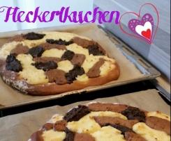 Fleckerlkuchen (Kirwa Kuchen) Oberpfälzer Rezept