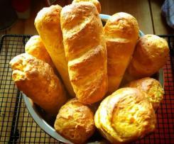 Karotten-Baguette