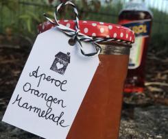 Aperol Orangen Marmelade