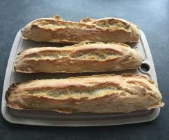 Baguette Magique (mit Trockenhefe)