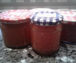 Apfel-Birnen-Tomaten-Konfitüre
