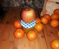 Mandarinen Apfel Marmelade