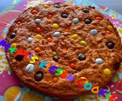 m&m's Riesen-Cookie