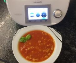 Tomaten-Zwiebel Nudeln a la Chefdario